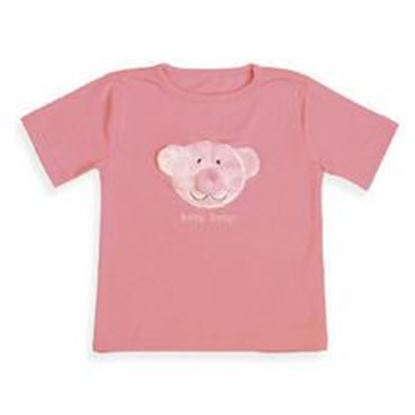 Picture of Baby Beeps Pink T-shirt