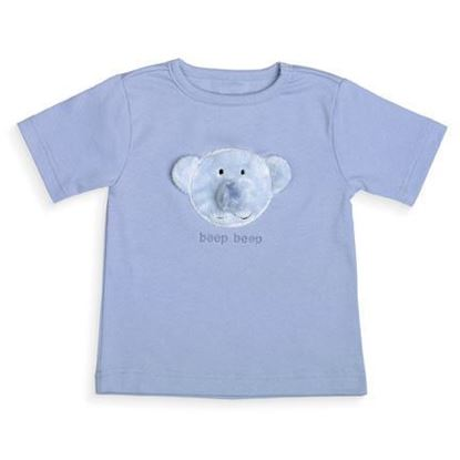 Picture of Baby Beeps Blue T-shirt