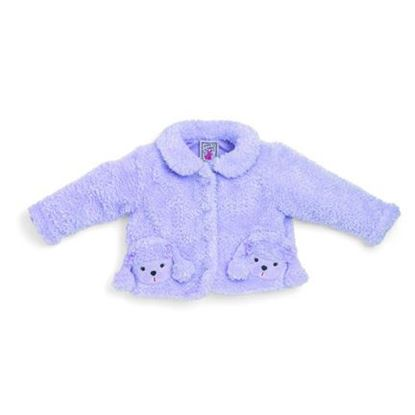 Picture of Fuzzy Wear? Purple Poodle Jacket 12/18 month