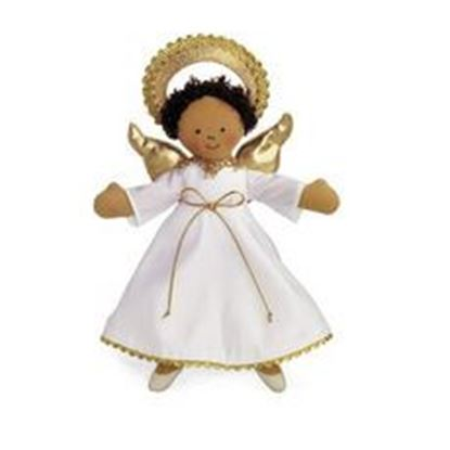 """Picture of Angel Doll Tan 8"""""""