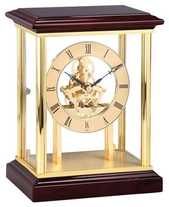 "Picture of ""Belvedere"" Mantle Clock"