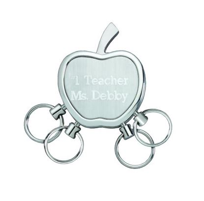 "Picture of ""Apple"" Key Ring"
