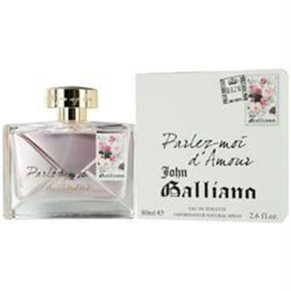 Picture of John Galliano Parlez-moi D'amour By John Galliano Edt Spray 2.7 Oz