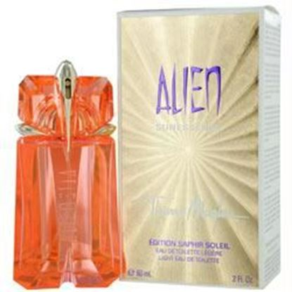 Picture of Alien Sunessence By Thierry Mugler Light Edt Spray 2 Oz (saphir Soleil Edition)