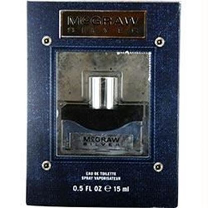 Picture of Mcgraw Silver By Tim Mcgraw Edt Spray .5 Oz