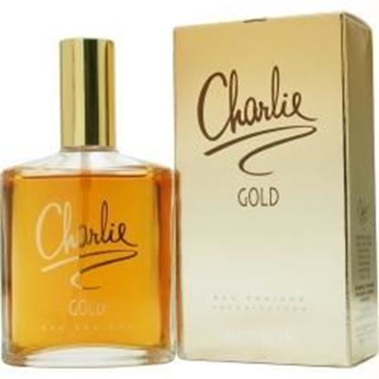 Picture of Charlie Gold By Revlon Eau Fraiche Spray 3.4 Oz