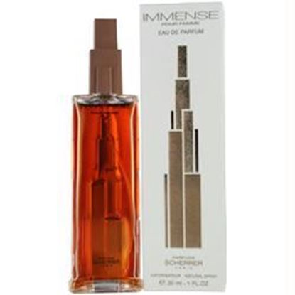 Picture of Immense By Jean Louis Scherrer Eau De Parfum Spray 1 Oz