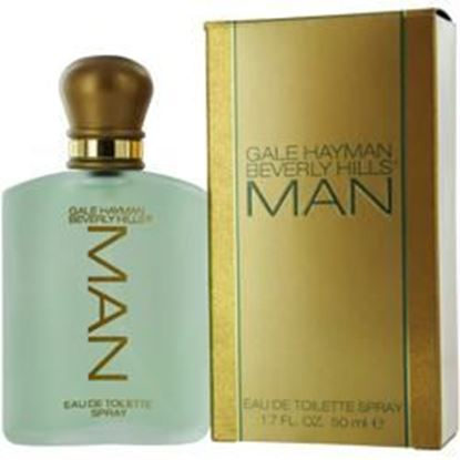 Picture of Gale Hayman Man By Gale Hayman Edt Spray 1.7 Oz