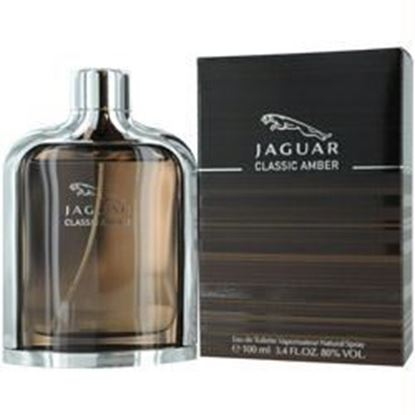 Picture of Jaguar Classic Amber By Jaguar Edt Spray 3.4 Oz