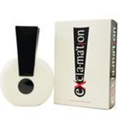 Picture of Exclamation By Coty Edt Spray 1.7 Oz
