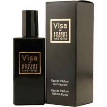 Picture of Visa By Robert Piguet Eau De Parfum Spray 1.7 Oz