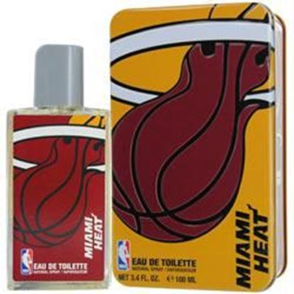 Picture of Nba Heat By Air Val International Edt Spray 3.4 Oz (metal Case)