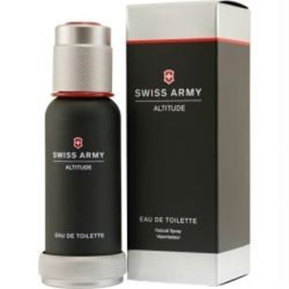 Picture of Swiss Army Altitude By Swiss Army Edt Spray 3.4 Oz