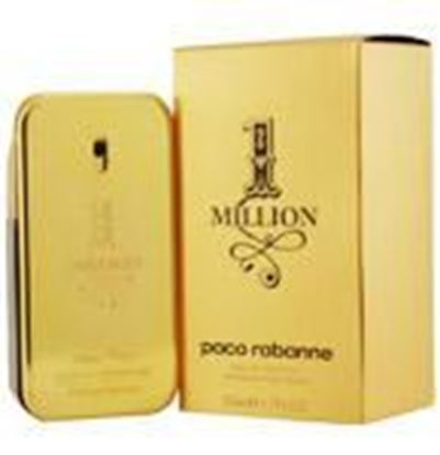Picture of Paco Rabanne 1 Million By Paco Rabanne Edt Spray 1.7 Oz