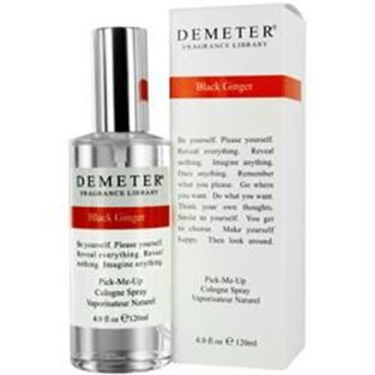 Picture of Demeter By Demeter Black Ginger Cologne Spray 4 Oz