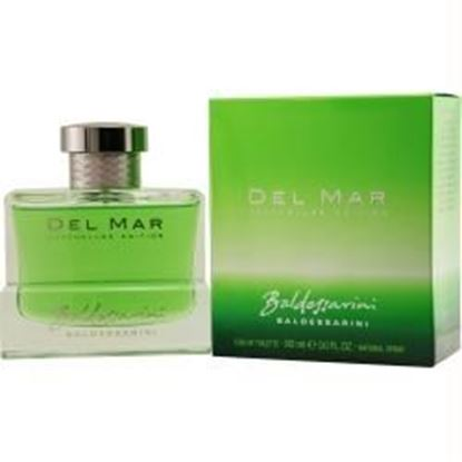 Picture of Baldessarini Del Mar Seychelles By Hugo Boss Edt Spray 3 Oz (limited Edition)