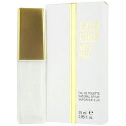 Picture of Alyssa Ashley White Musk By Alyssa Ashley Edt Spray .85 Oz