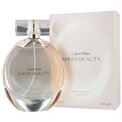 Picture of Calvin Klein Sheer Beauty By Calvin Klein Edt Spray 3.4 Oz