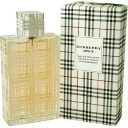 Picture of Burberry Brit By Burberry Edt Spray 3.4 Oz