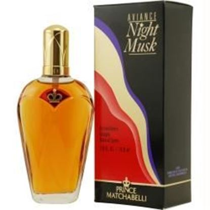Picture of Aviance Night Musk By Prince Matchabelli Cologne Spray 2.6 Oz