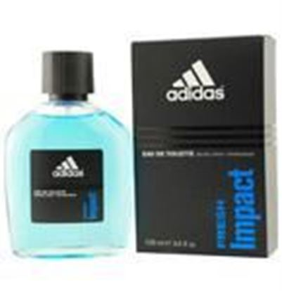 Picture of Adidas Fresh Impact By Adidas Edt Spray 3.4 Oz