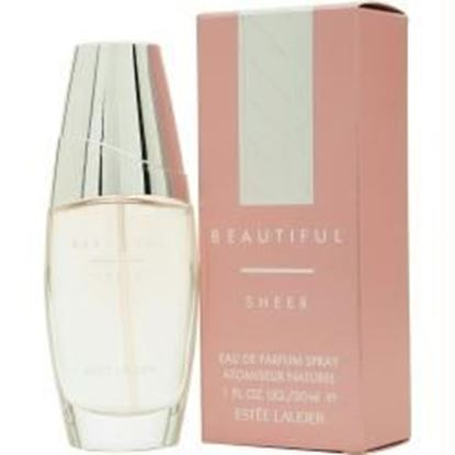 Picture of Beautiful Sheer By Estee Lauder Eau De Parfum Spray 1 Oz