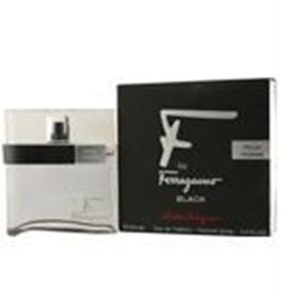 Picture of F By Ferragamo Pour Homme Black By Salvatore Ferragamo Edt Spray 3.4 Oz