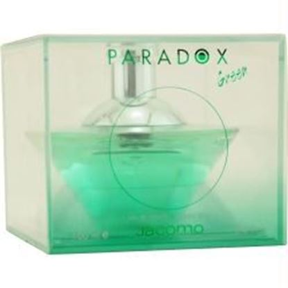 Picture of Paradox Green By Jacomo Edt Spray 3.4 Oz