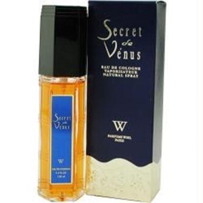 Picture of Secret De Venus By Weil Paris New Formula, Eau De Cologne Spray 3.4 Oz
