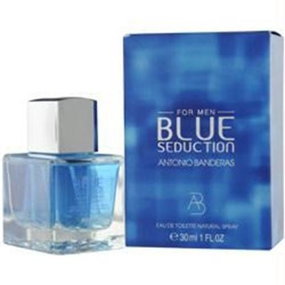 Picture of Blue Seduction By Antonio Banderas Edt Spray 1 Oz