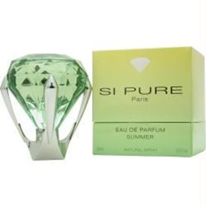 Picture of Si Pure Summer By Parfums Sait Amour Eau De Parfum Spray 3.3 Oz