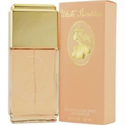 Picture of White Shoulders By Evyan Eau De Cologne Spray 4.5 Oz