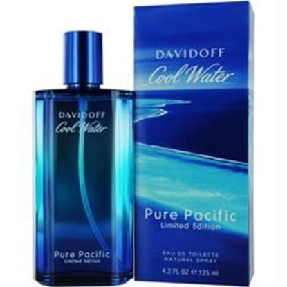Picture of Cool Water Pure Pacific By Davidoff Edt Spray 4.2 Oz (limited Edition)