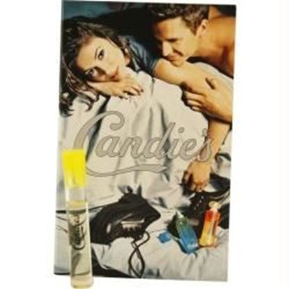 Picture of Candies By Liz Claiborne Edt Vial On Card Mini