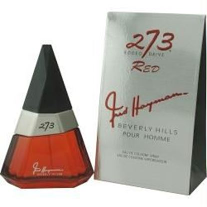 Picture of Fred Hayman 273 Red By Fred Hayman Cologne Spray 2.5 Oz