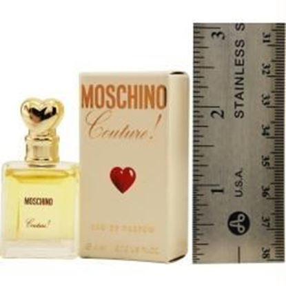 Picture of Moschino Couture By Moschino Eau De Parfum .13 Oz Mini