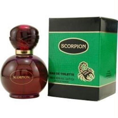 Picture of Scorpion By Parfums Jm Edt Spray 3.4 Oz