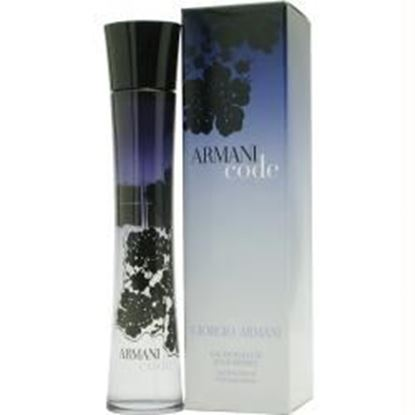 Picture of Armani Code By Giorgio Armani Eau De Parfum Spray 1.7 Oz