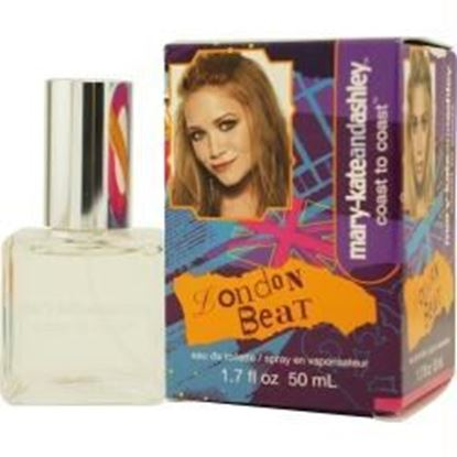 Picture of Mary-kate & Ashley By Mary Kate And Ashley Coast To Coast London Beat Edt Spray 1.7 Oz