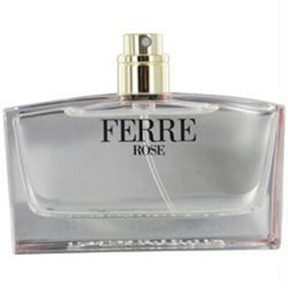Picture of Ferre Rose By Gianfranco Ferre Edt Spray 1.7 Oz *tester