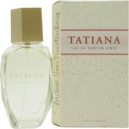 Picture of Tatiana By Diane Von Furstenberg Eau De Parfum Spray 3.4 Oz