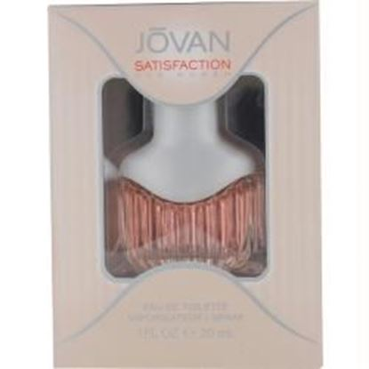 Picture of Jovan Satisfaction By Jovan Edt Spray 1 Oz