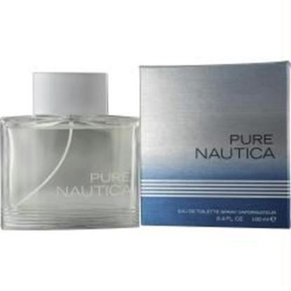 Picture of Nautica Pure By Nautica Edt Spray 3.4 Oz (unboxed)