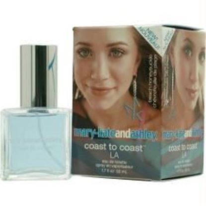Picture of Mary-kate & Ashley By Mary Kate And Ashley Coast To Coast La Beach Honeysuckle Edt Spray 1.7 Oz