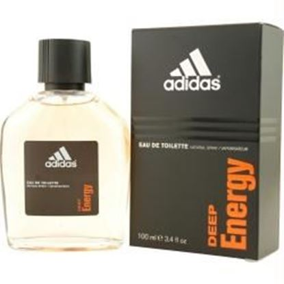 Picture of Adidas Deep Energy By Adidas Edt Spray 3.4 Oz