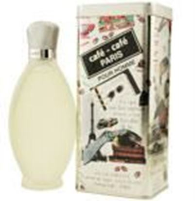 Picture of Cafe De Cafe By Cofinluxe Edt Spray 3.4 Oz
