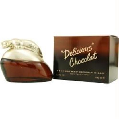 Picture of Delicious Chocolat By Gale Hayman Edt Spray 3.3 Oz
