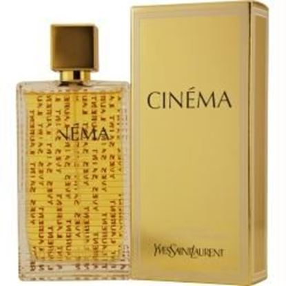 Picture of Cinema By Yves Saint Laurent Eau De Parfum Spray 3 Oz