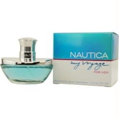 Picture of Nautica My Voyage By Nautica Eau De Parfum Spray 3.4 Oz (unboxed)