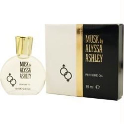Picture of Alyssa Ashley Musk By Alyssa Ashley Perfume Oil .50 Oz